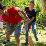 Альтернативный тренинг командопостроения и сплочения команды (выездной вариант)