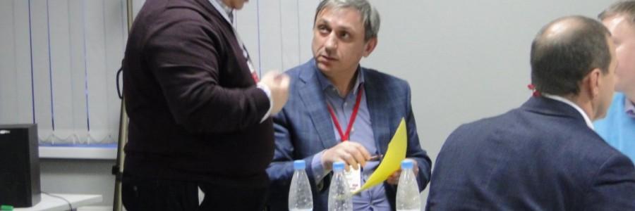 Тренинг Артура Мартиросяна – февраль 2015