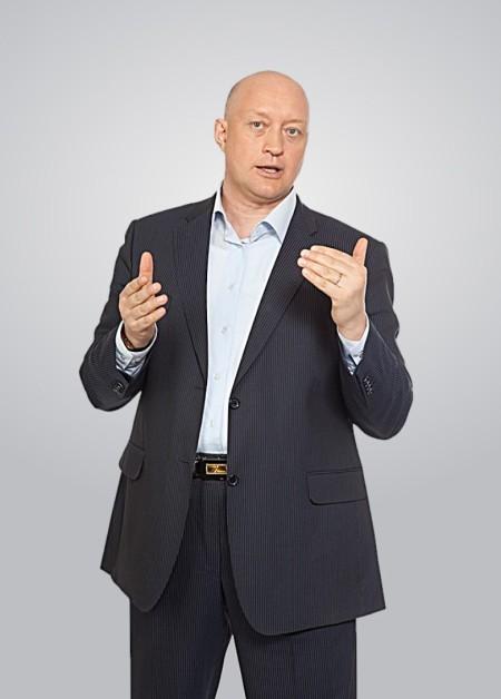 Владимир Козлов в костюме