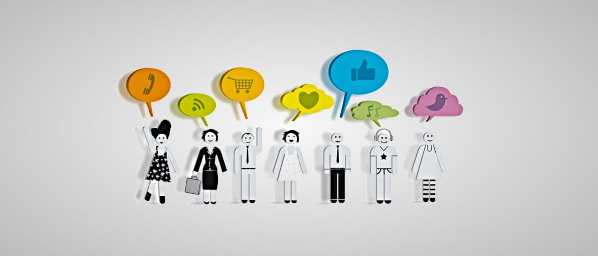 клиенты с разными ценностями