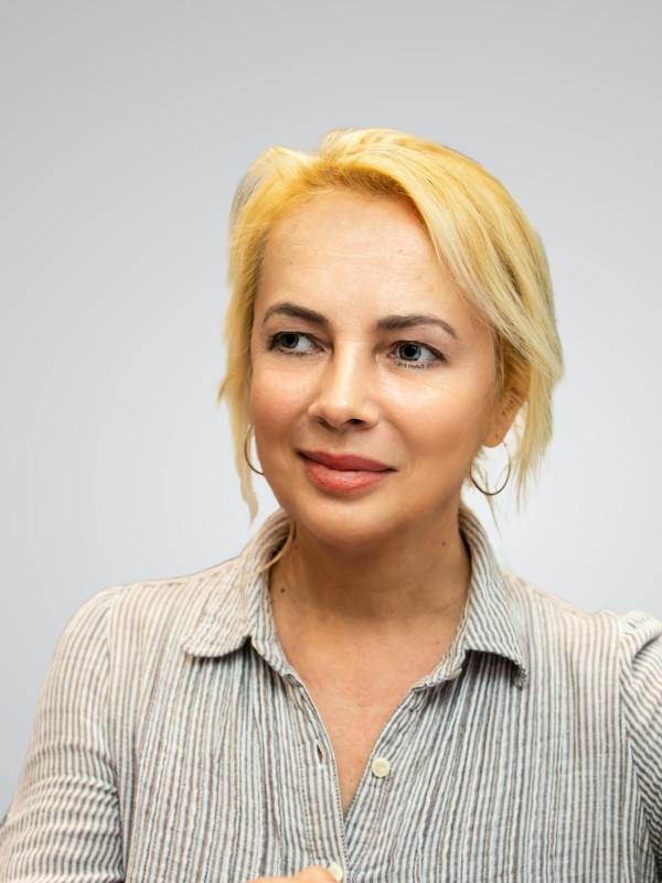 Портрет Елены Тихоненко